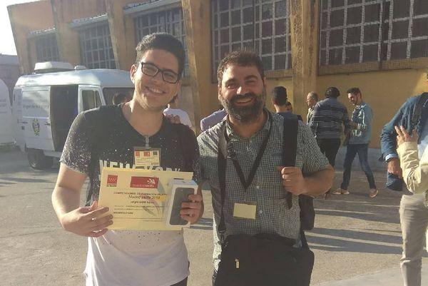 Sergio Mora, alumno de 1º de DAW del Colegio Valle del Miro gana la competición de MadridSkills en Desarrollo Web