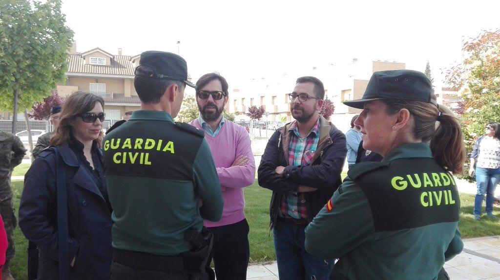 El Colegio Valle del Miro organiza un simulacro de incidente con mas de 2000 participantes