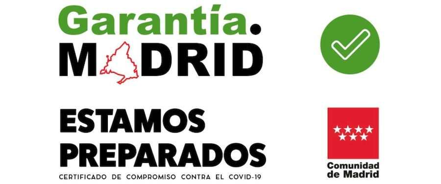 garantia covid19 madrid Valle del Miro
