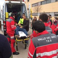 Técnico emergencias sanitarias colegio valle del miro