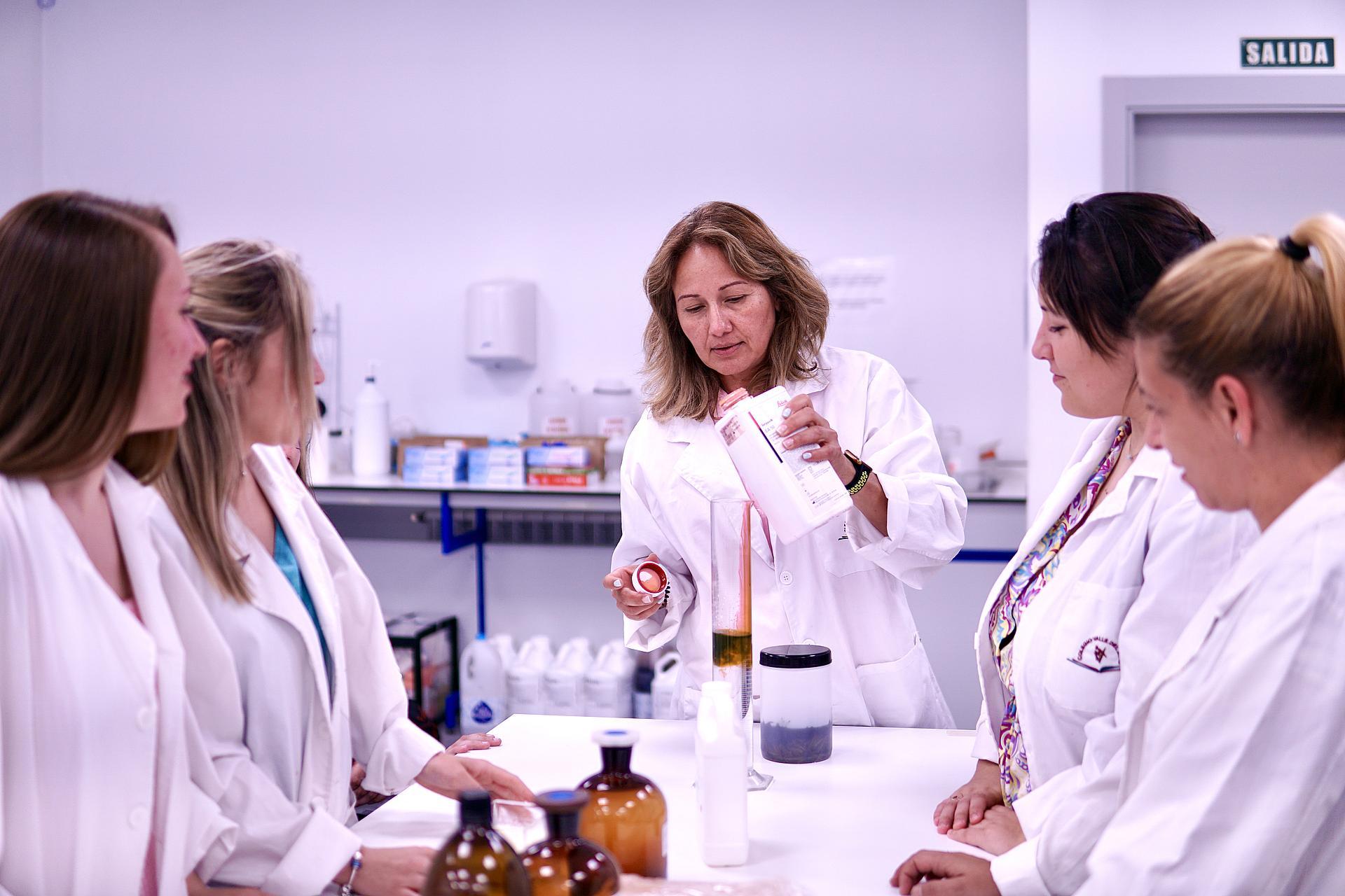 ciclos formativos de grado medio y grado superior en Valdemoro formación profesional